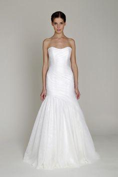Bliss, 1314, Monique Lhuillier, 2013 Bliss Collection, Wedding Dress