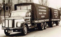 Scania-Vabis 75 Zuiderwijk Poeldijk