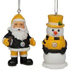 2930573e2bbd7 Oregon Ducks St Nick And Snowman 2 Pack Ornament Set Christmas in Sports  Mem