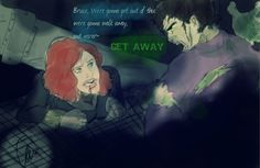 Unleash by AvengersIsLove.deviantart.com on @DeviantArt #brutasha #hulkwidow #brucenat