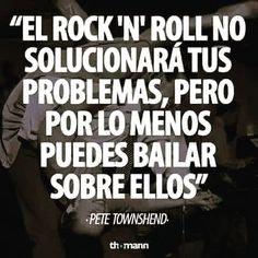 El #rock Only Rock.