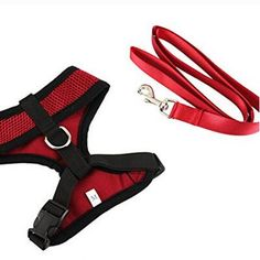 Find More Harnesses Information about Pet Puppy Dog Adjustable Side Release Buckle Mesh Harness Vest Meshy Pet Dog Cat Puppy Harness with Neck Leashes PP05mRed,High Quality dog harness,China dog harness collar Suppliers, Cheap harness kit from Tongmao Pets Store on Aliexpress.com