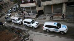 ONU entrega ajuda humanitária a quase 400 mil sírios