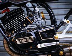 Yamaha Rx 135, Yamaha Cafe Racer, Motorcycle Engine, Bike Design, Motorbikes, Engineering, Custom Bikes, Trail, Instagram
