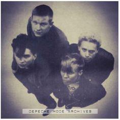 lilydm:Photograph by Jon Blackmore - London, April 1981.#depechemode #davegahan #martingore #andyfletcher #vinceclarke #speakandspell #dreamingofme #newlife #basildon #depechemodearchives #dmarchives