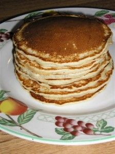 Made From Scratch Pancakes Recipe - New Life On A Homestead
