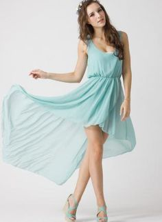 Teal/Turquoise Party Dress