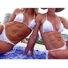 ⠀ ⠀⠀⠀⠀⠀⠀⠀⠀💎 ImpeRIO 🔆 (@imperiodocrocherj) • Photos et vidéos Instagram Motif Bikini Crochet, String Bikinis, Thong Bikini, Swimwear, Photos, Instagram, Fashion, Dental Floss, Bathing Suits