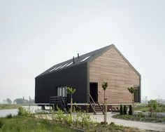 Guest house or extension  Wood House / UNIT Arkitektur AB