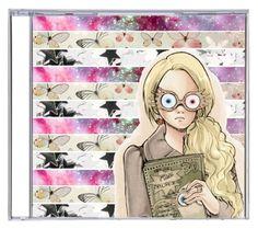 """luna lovegood playlist {icon contest prize}"" by ninja-potter-bright ❤ liked on Polyvore featuring art, lunalovegood and ninjasplaylists"