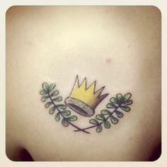 If i was going to get a tattoo....where the wild things are
