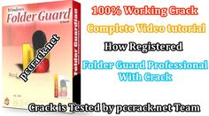 Folder Guard Professional 10.4.0.2322 License key the views or policies of one of the most powerful software security tools in computer. With this software via @pccrack