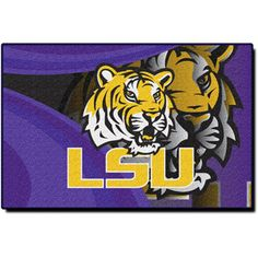 Special offers ceiling fan designers 7995 mia new ncaa miami ncaa lsu tigers 39 x 59 rug mozeypictures Gallery