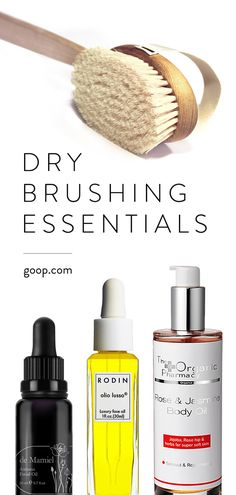 The basics of dry brushing: How and why you should get started.