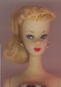 Geschiedenis Barbie