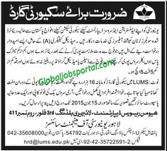 Account Assistant Security Guard Jobs In Karachi Http