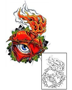 Sacred Heart Tattoos Created by Dave Poole Tattoo Shop, I Tattoo, Traditional Tattoo Prints, Sacred Heart Tattoos, Heart Tattoo Designs, Professional Tattoo, Tattoo Studio, Poker, Tattoos For Women