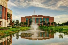 Interview With Darrell Burrell, Campus Site Director for Florida Institute of Technology