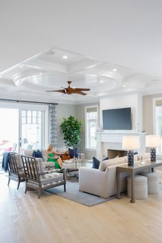Living room Ceiling Design Ideas #Livingroom #CeilingDesign