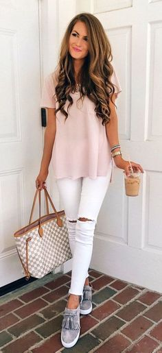 Awesome 48 Trending Summer Outfit Ideas to Copy Right Now