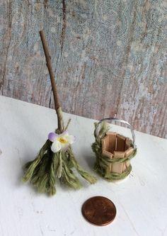 Le travail de fée de Miniatures dOlive fée vadrouille et