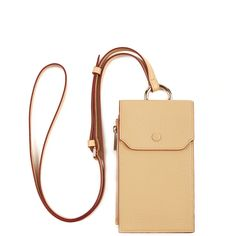 Overview For days when you just know you're going to have your hands full. Our Izzi is your ultimate hands-free mini crossbody - keeping phone, cards, cash, and coins all in one place. Slip off the ring and strap, and she doubles as a wallet. Shipping & Returns Details Phone Crossbody 4 Exterior Card Pockets Slip Pocket Zip Pocket Adjustable and Detachable Strap Gold Tone Hardware Contrast Edge Paint Detail Soft Pebble Leather Twill Lining Fits Most Phones (iPhone X, iPhone Plus, etc.) Inclu The Things They Carried, Mini Crossbody Bag, Painting Edges, You Bag, Pebbled Leather, All In One, Dust Bag, South Korea, Coins