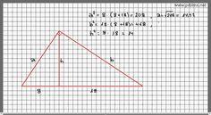 Teorema del catet i de l'altura