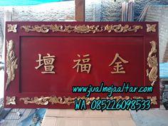 Jual Altar Sembahyang Leluhur Jakarta   BERKAH MEBEL JEPARA Batam, Jakarta, Frame, Artwork, China, Home Decor, Picture Frame, Work Of Art, A Frame