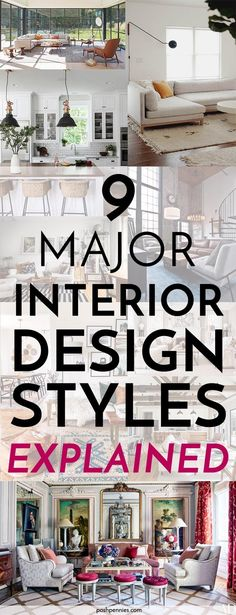 Interior Design Styles For Beginners: 9 Popular Styles Explained