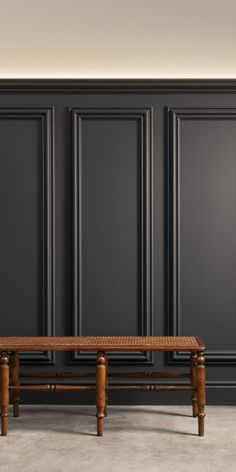 Heritage New Classics | Orac Decor® Wall Moulding Panels, Wall Trim, Interior Design Inspiration, Home Interior Design, Interior Architecture, Wall Design, House Design, Orac Decor, Furniture Design