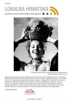19.08.2014 u Hrvatskoj http://issuu.com/lokalnahrvatska/docs/lokalna-hrvatska-20140819 http://lokalnahrvatska.hr/dnevnilist #lokalnahrvatska #lokalnasamouprava #vijesti #hrvatska #crnobijelo60tih #prijateljimora #ljubomirgarbin #issuuLokalnaHrvatska