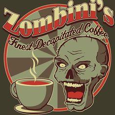 Decapitated Coffee