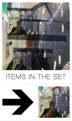 """""""Elsewhere # 7"""" by harrylyme ❤ liked on Polyvore featuring art"""