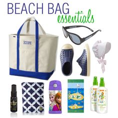 What's in my Beach Bag + Beach Trip Must Haves