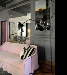 Casinha colorida: Toda mulher que ama o vintage vai querer morar aqui