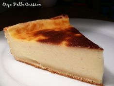 Pastry Custard: the best recipe - Easy And Healthy Recipes Gourmet Recipes, Baking Recipes, Meat Recipes, Healthy Recipes, Custard Tart, Frozen Puff Pastry, Cheese Pies, Food Test, Food Print