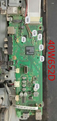 Sony Led Tv, Electronic Circuit Projects, Electronic Schematics, Circuit Diagram, Circuits, Board, Products, Gadget, Planks
