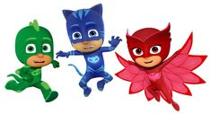 Pj Masks Birthday Party Edible Cake Topper Frosting She Pj Masks Pinata, Pj Masks Costume, Festa Pj Masks, Pj Max, Pj Masks Printable, Pjmask Party, Mask Images, 4th Birthday Parties, Clipart