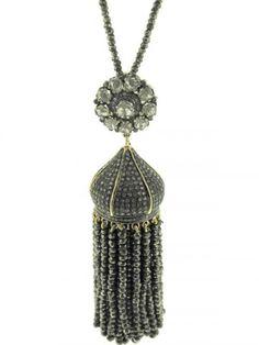 diamond tassels by samantha marcus yanks