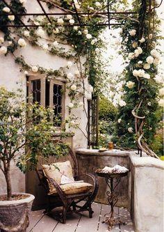 Feliz Jardim De Rosas!por Depósito Santa Mariah
