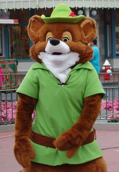 Hollywood Studios Characters and Schedules