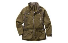 Gaston J. Glock Style's GTX Coat and Pants Built For Tough Weather