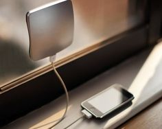 Solar Window Charger For Phones – $33