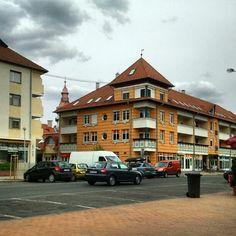 Kossuth utca #oroshaza_ma #oroshaza #hungary #galaxys