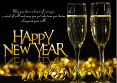 Happy New Year to ALL! 2013