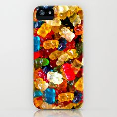 Gummy Bears iPhone & iPod Case by Electric Avenue - $35.00