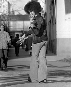 De rares photos de Prince à 19 ans en 1977  2Tout2Rien