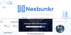 Nexbunker - The best Hosting WordPress Theme - ModelTheme Things To Think About, Good Things, Hosting Company, Trust Yourself, Wordpress Theme, Typography, Website, Letterpress, Letterpress Printing