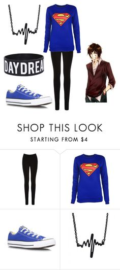 """""""Homicidal Liu #2"""" by ariettav ❤ liked on Polyvore featuring Oasis and Converse"""