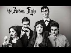 The Addams Family Family Halloween, Halloween Make Up, Addams Family Costumes, Adams Family, Creepy Horror, Family Movies, A Comics, Veronica, Halloween Decorations